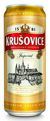Пиво «Krusovice Imperial»