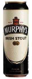 Пиво «Murphy's Irish Stout» в жестяной банке