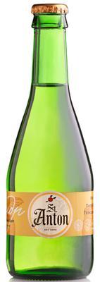 Сидр натуральный полусладкий газированный «St.Anton Pears»