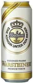 Пиво «Warsteiner Premium Verum» в жестяной банке