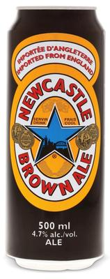 Пиво «Newcastle Brown Ale»