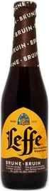 Пиво «Leffe Brune, 0.33 л»