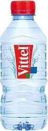 Вода негазированная «Vittel, 0.33 л» пластик