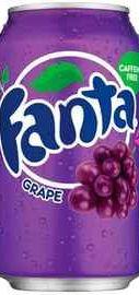 Вода «Fanta Grape» Мексика