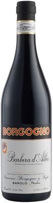 Вино красное сухое «Barbera D' Alba» 2014 г.