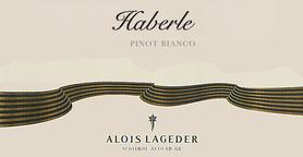 Вино белое сухое «Haberle Pinot Bianco» 2013 г.