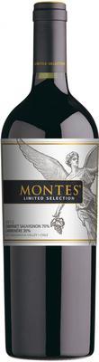Вино красное сухое «Montes Limited Selection Cabernet Sauvignon» 2013 г.