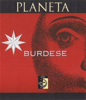 Вино красное сухое «Burdese Planeta» 2010 г.