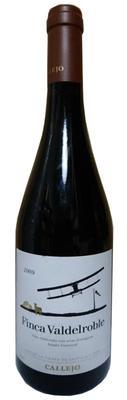 Вино красное сухое «Finca Valdelroble Certified Organic» 2009 г.