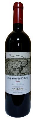 Вино красное сухое «Majuelos de Callejo» 2009 г.