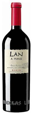 Вино красное сухое «LAN А Mano, 0.75 л» 2011 г.