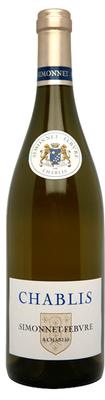 Вино белое сухое «Chablis» 2014 г.