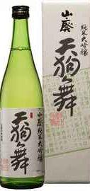 Саке «Tengumai Yamahai Daiginjo» в подарочной упаковке