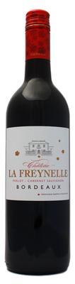 Вино красное сухое «Chateau la Freynelle» 2015 г.