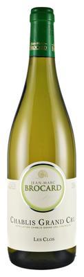 Вино белое сухое «Chablis Grand Cru Les Clos» 2013 г.