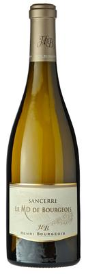 Вино белое сухое «Sancerre Le MD de Bourgeois» 2015 г.