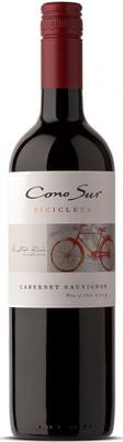 Вино красное сухое «Cono Sur Cabernet Sauvignon, 0.187 л» 2014 г.