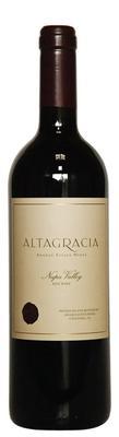 Вино красное сухое «Altagracia» 2012 г.