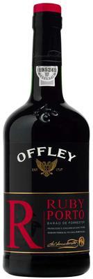 Портвейн «Offley Ruby Porto» в подарочной упаковке, с бокалом