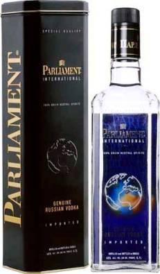 Водка «Parliament, 2.5 л» в подарочной упаковке