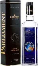 Водка «Parliament» в подарочной упаковке