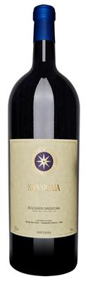 Вино красное сухое «Sassicaia, 3 л» 2013 г.