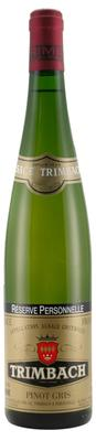 Вино белое полусухое «Pinot Gris Reserve Personnelle» 2012 г.