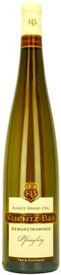 Вино белое сухое «Gewurztraminer Pfersigberg Trois Chateaux» 2011 г.