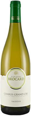 Вино белое сухое «Jean-Marc Brocard Chablis Grand Cru Vaudesir» 2012 г.