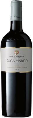 Вино красное сухое «Duca Enrico» 2009 г.