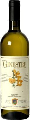 Вино белое сухое «Le Ginestre di Castellare» 2015 г.