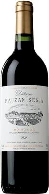 Вино красное сухое «Chateau Rauzan-Segla Grand Cru Classe» 1998 г.