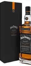 Виски американский «Jack Daniels Sinatra Select» в подарочной упаковке