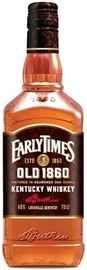 Виски американский «Early Times Old 1860»