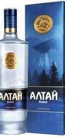 Водка «Алтай» в подарочной упаковке