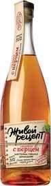 Настойка горькая «Живой рецепт копченый перец и мед»