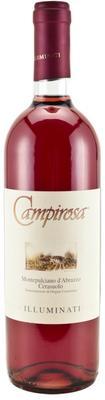 Вино розовое сухое «Campirosa Cerasuolo d'Abruzzo» 2015 г.
