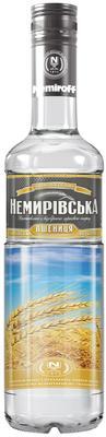 Водка «Немировская Пшеница украинская отборная, 1 л»