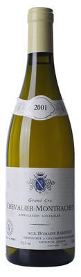 Вино белое сухое «Domaine Ramonet Chevalier-Montrachet Grand Cru» 2001 г.