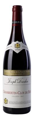 Вино красное сухое «Joseph Drouhin Chambertin-Clos de Beze Grand Cru» 2000 г.