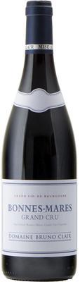 Вино красное сухое «Bonnes Mares Grand Cru» 2008 г.