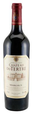 Вино красное сухое «Chateau du Tertre Grand Cru Classe Margaux» 2004 г.