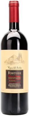 Вино красное сухое «Chianti Classico Gran Selezione Vigna del Sorbo» 2012 г.