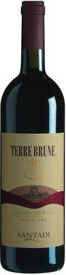 Вино красное сухое «Terre Brune Carignano del Sulcis Superior» 2012 г.