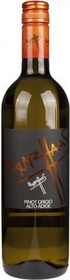 Вино белое сухое «Franz Haas Pinot Grigio» 2014 г.