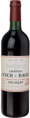 Вино красное сухое «Chateau Lynch-Bages Grand Cru Classe (Pauillac)» 2004 г.