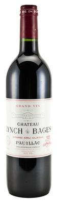 Вино красное сухое «Chateau Lynch Bages, 0.75 л» 2000 г.