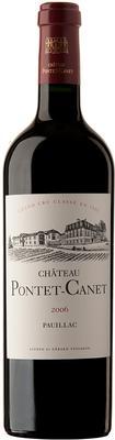 Вино красное сухое «Chateau Pontet-Canet Grand Cru Classe Pauillac» 2006 г.
