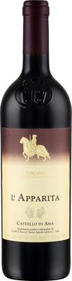 Вино красное сухое «L`Apparita» 2003 г.