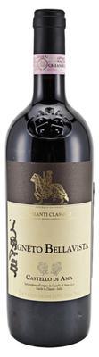 Вино красное сухое «Chianti Classico Vigneto Bellavista» 2006 г.